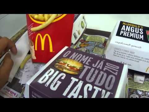 A realidade escondida por trás dos fast foods