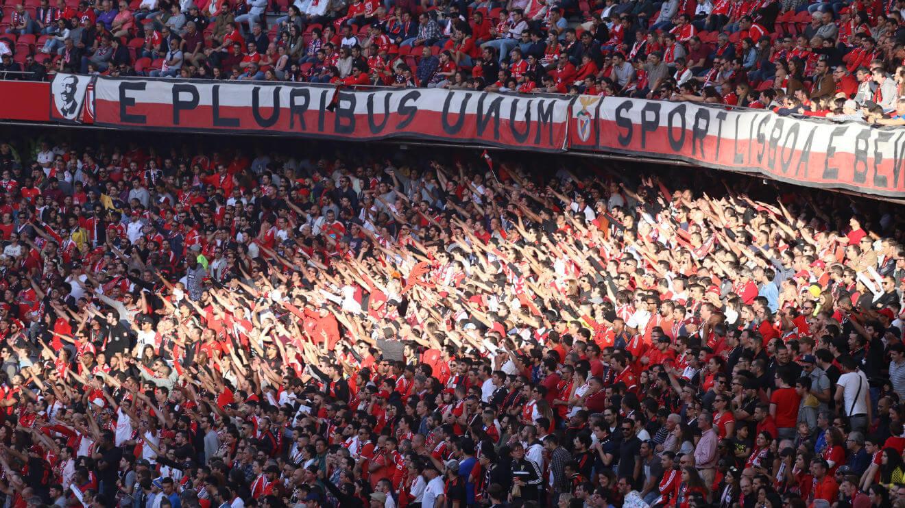 Benfica com escola em… Alvalade